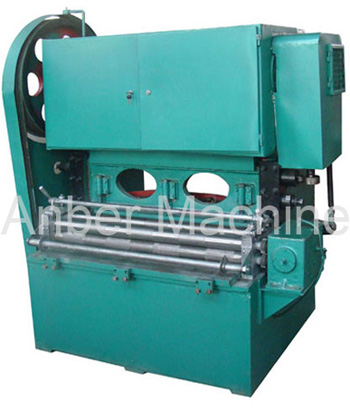expanded filter mesh machine