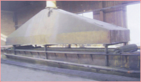 Acid washing for the wire galvanizing line