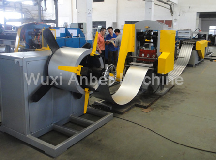 Hi-lath metal machine